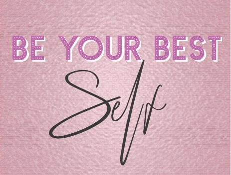 Be Your Best Self Wallpaper Beautiful Graphic