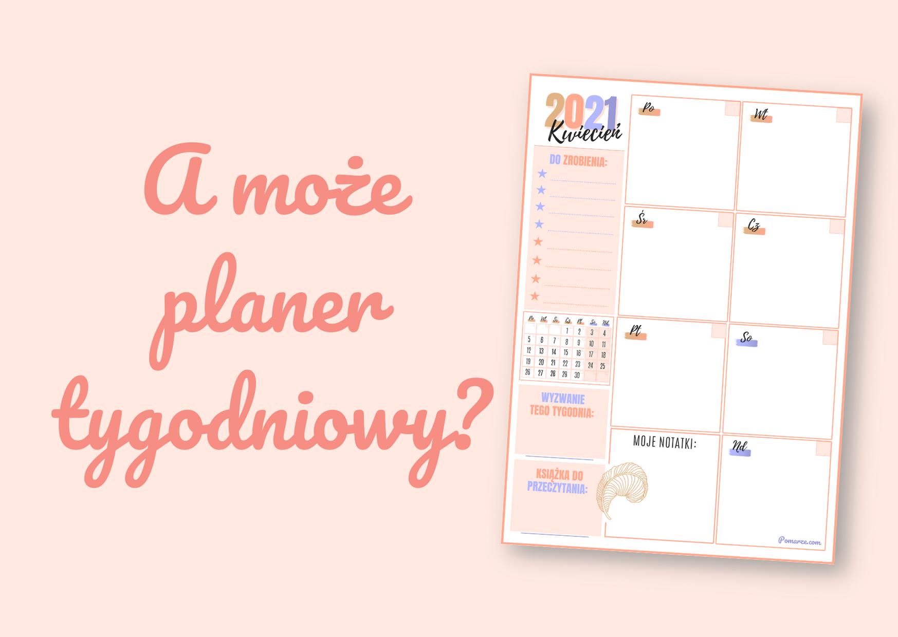 najpiękniejsze darmowe kalendarze maj 2020 do wydruku free
